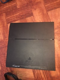 black Sony PS3 slim console with controller Jersey City, 07306