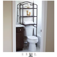 Metal Bathroom Storage Unit Monrovia, 21770