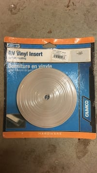 RV and camper white trim.  Usually $9.50 at store.  Yours for $5