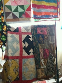 Quilts\Omish, from India Los Ranchos de Albuquerque, 87107