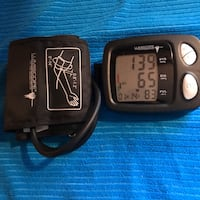 Blood pressure and pulse monitor  Prince George, 23875