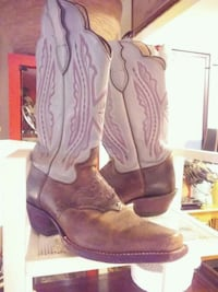Leather boots size 7 1/2 Woodlawn, 21244