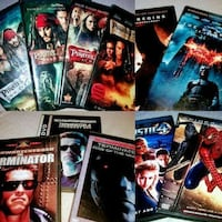 Various movies starting at $5