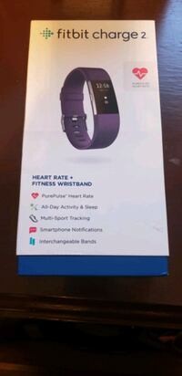Fitbit Charge 2 with docking station Brantford, N3R 7G6