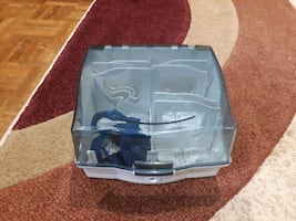 Item Storage Container with keys