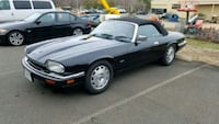 1996 Jaguar XJ Series CONVERTIBLE 2+2 Midland
