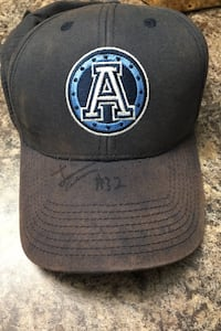 Signed Toronto Argos Hat  Whitchurch-Stouffville, L4A 1T8