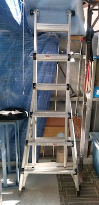"18"" ladder with extender (light weight)"