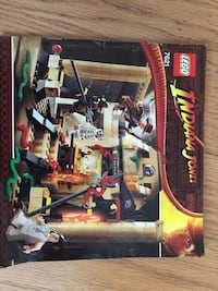 LEGO Indiana Jones 7621 Bethesda, 20817