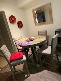 New dinning room table