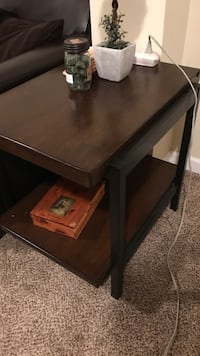 rectangular brown wooden coffee table Thurmont, 21788
