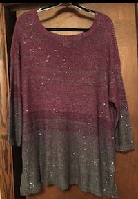 2x long sweater. Great with leggings Saint Albans, 25177