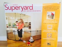 Superyard 3 in 1 Metal