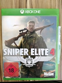 Sniper Elite 4 Xbox One Spieletui Essenheim, 55270
