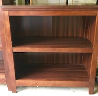 Bookshelf with adjustable shelf height. 32 inches wide by 34 inches high  Point Pleasant Boro, 08742