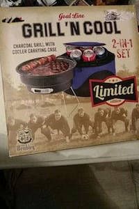 Wimbley limited edition Grill 'n cool