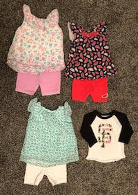 Baby Girls 12 Months Clothes/Outfits Lodi, 95240