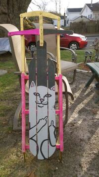PINK SLED Patchogue, 11772
