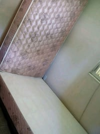 white and pink floral mattress New Port Richey, 34652