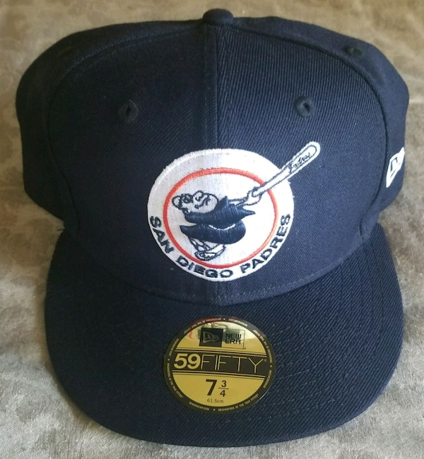 Used San Diego Padres Hat for sale in Union City - letgo 63d8d5743d63