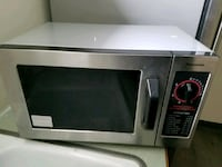stainless steel and black microwave oven Columbus, 43232
