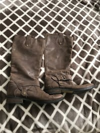 Leather boots size 6.5 Salinas, 93905