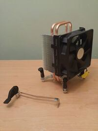 Cooler master fan and heatsink Vancouver