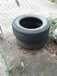 Two pair of tires  Donna, 78537