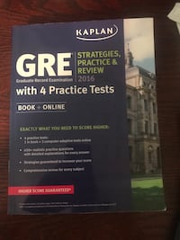 GRE Study Book Columbia, 65201