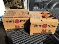 Clay pigeons. 20$each or both for 30$ Weyburn, S4H 1M3