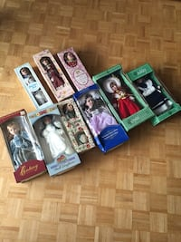Porcelain Doll Collection* Toronto, M4S