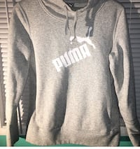 Grey medium puma tube neck sweater  Edmonton, T6L 5Z8