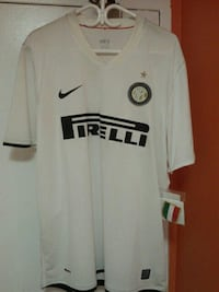 Inter Milan Authentic Nike jersey brand new with t