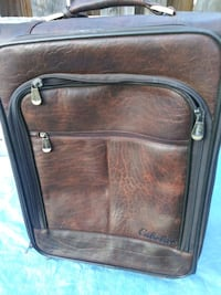 Leather  carryon Waldorf