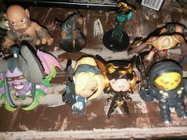 Blizzard collectible lot