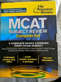 The Official SAT study guide book Vaughan, L4H 1G9
