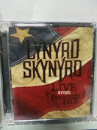 Lynard Skynard Live from Freedom Hall dvd