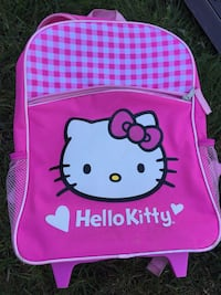 Hello kiddy Rolling backpack  Libertyville, 60048