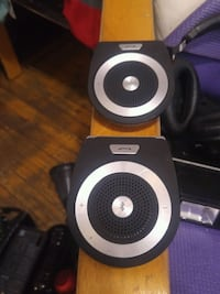 black and gray Logitech multimedia speaker Toronto, M5A 2L1