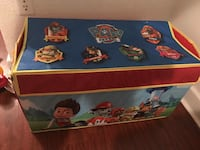 for sell toy box paw patrol Des Moines, 50310