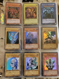 Yugioh Card Collection for sale
