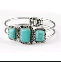 3 Turquoise Cuff Bracelet Los Angeles, 91316