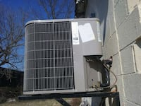 air condensing unit 16 seer One Summer used Martinsburg, 25404