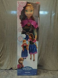 3 foot tall Anna Doll (Exclusive) Citrus Heights, 95610