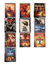 DVD Movies For Sale Halifax