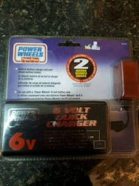 6v power wheels charger never opened  Belleville, K8N 2A3