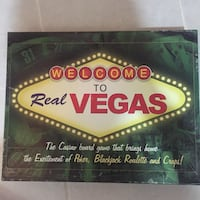 Welcome to real Vegas board game Burnaby, V3J 1S3