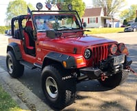 2003 Jeep Wrangler Sport Falls Church