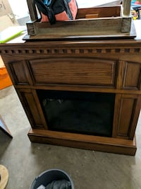 Electric Fire Place with hear unit Springfield, 22151