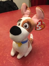 Beanie Babies - Max from The Secret Life of Pets! Toronto, M8V 2S7